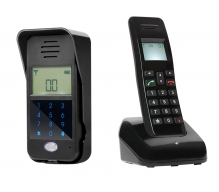 TL-AD01 Remote Unlock Wireless Audio Intercom Door Phone System