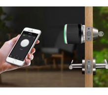 TL-BL01 Battery Operated Home Security Keyless Electric Smart Door Lock with Bluetooth Unlock